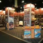 Show Booth: Ribtrax