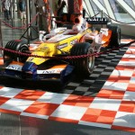 Motorsports Display Pad: Ribtrax