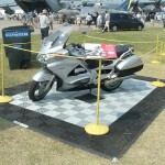 Motorcycle Event Display: Ribtrax