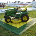 John Deere Equipment Display Pad: Ribtrax
