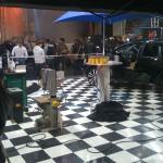 Indoor Show Booth: Diamondtrax