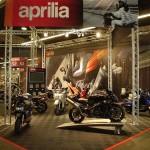 Aprilia Show Booth: Ribtrax
