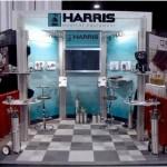 Harris Medical Equipment Show Booth: Ribtrax (Pearl Silver, Slate Grey)