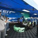 Falken Tire Event Display: Ribtrax