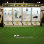 Green Product Showcase Exhibit: Ribtrax (Turf Green)