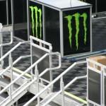 Monster Event Display: Ribtrax (Jet Black)