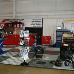 Pacific Lift & Equipment Show Booth: Ribtrax