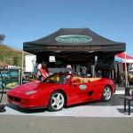 Club Sportiva Outdoor Booth: Diamondtrax