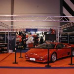 Show Booth: Ribtrax (Tropical Orange)