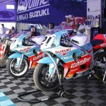 Motorcycle Outdoor Booth: Ribtrax
