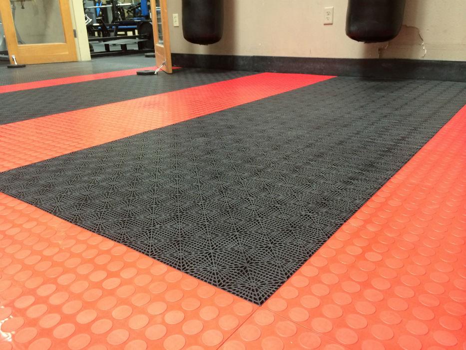 Gym Flooring L Swisstrax Canada
