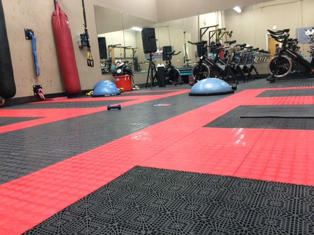 Garage floor mats saskatchewan gelpro red