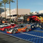 Meguiar's SEMA Show Outdoor Event Display: Ribtrax