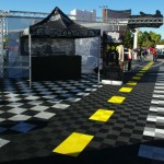 West Coast Customs SEMA Show Event Display: Ribtrax