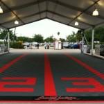 Barrett-Jackson Auto Auctions Staging Lanes: Ribtrax
