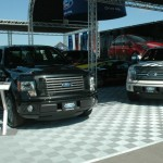 Ford Outdoor Exhibit: Ribtrax