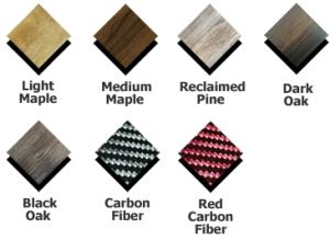 Vinyltrax Color Chart