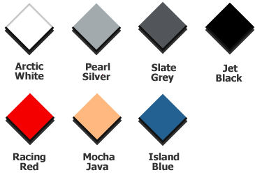 Floortrax Tiles Color Chart
