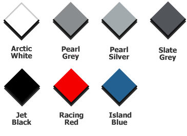 Sportrax Tiles Color Chart