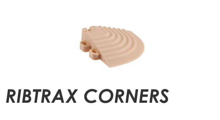 Swisstrax Ribtrax Corners