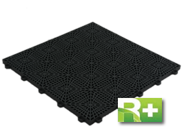Sportrax Rubbertrax - Swisstrax recycled flooring