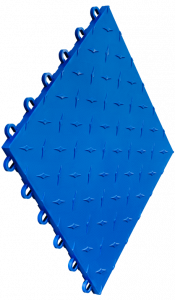 Swisstrax - Diamondtrax Tile - Blue