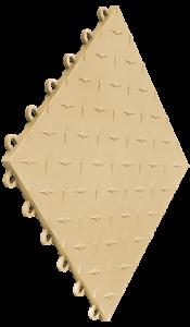 Swisstrax - Diamondtrax Tile - Tan