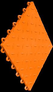 Swisstrax - Diamondtrax Tile - Orange