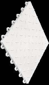 Swisstrax - Diamondtrax Tile - White