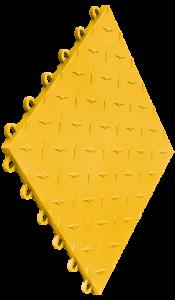 Swisstrax - Diamondtrax Tile - Yellow